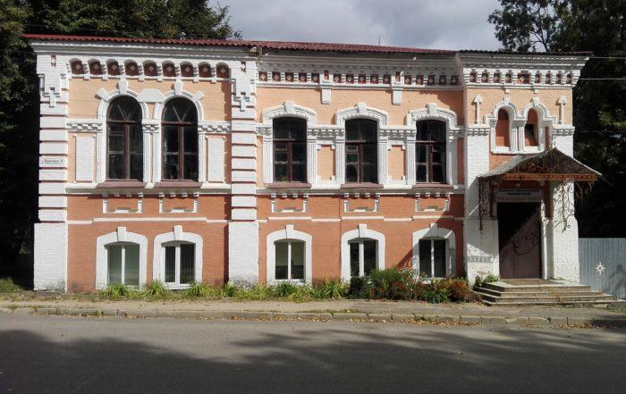Дом купца Полозова