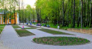 Городской парк культуры и отдыха («Парк Горького»)