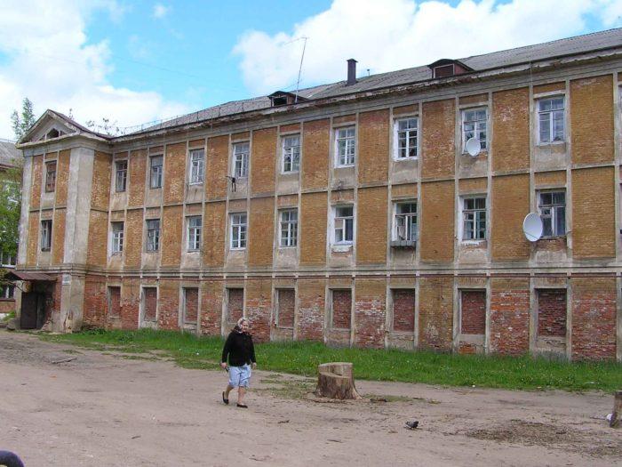 Хлудовская казарма