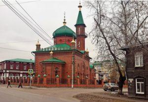 Красная соборная мечеть
