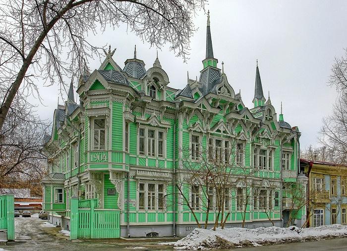 Особняк архитектора С.В. Хомича