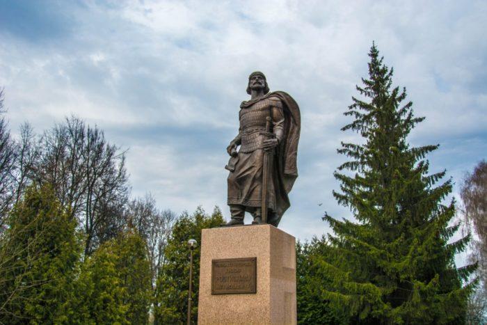 Памятник князю Ростиславу