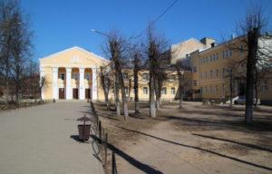 Районный Дворец культуры («Районный центр культуры и искусства»)