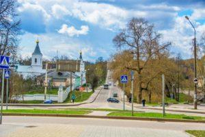 Рославль: достопримечательности города
