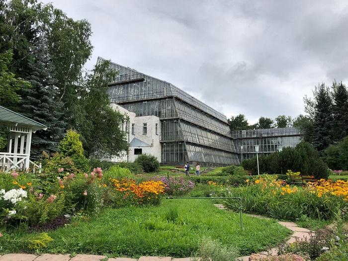 Сибирский Ботанический Сад ТГУ