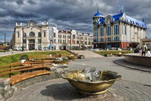 Томск: достопримечательности города