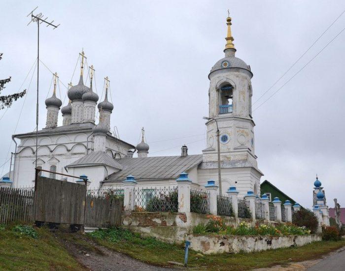 Церковь Введения во храм Пресвятой Богородицы (Петропавловский собор)