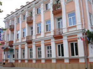 Дом купцов Адамовых