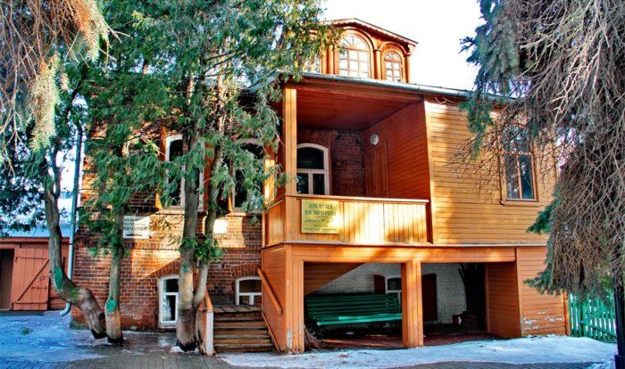 Дом-музей Ивана Мичурина