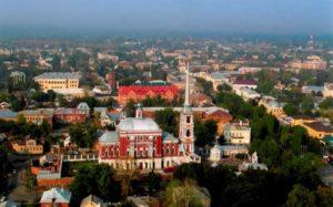 Мичуринск: достопримечательности города