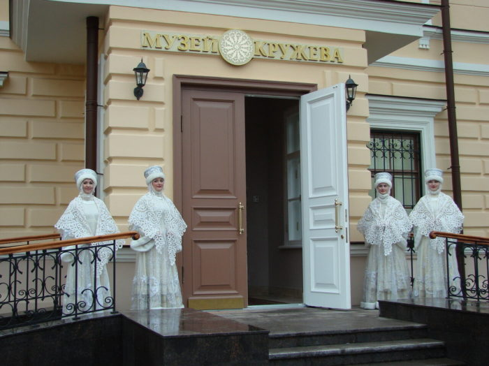 Музей мценского кружева