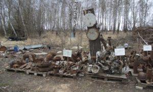 Музей сбитых самолётов