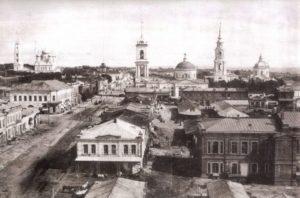 Об истории города Ливны