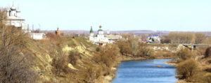 Об истории города Мценска