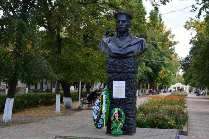 Памятник Николаю Филиппову