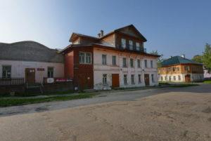 Дом купца Ильичёва