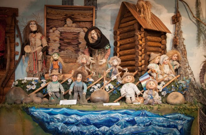 Художественная галерея «Дом куклы»