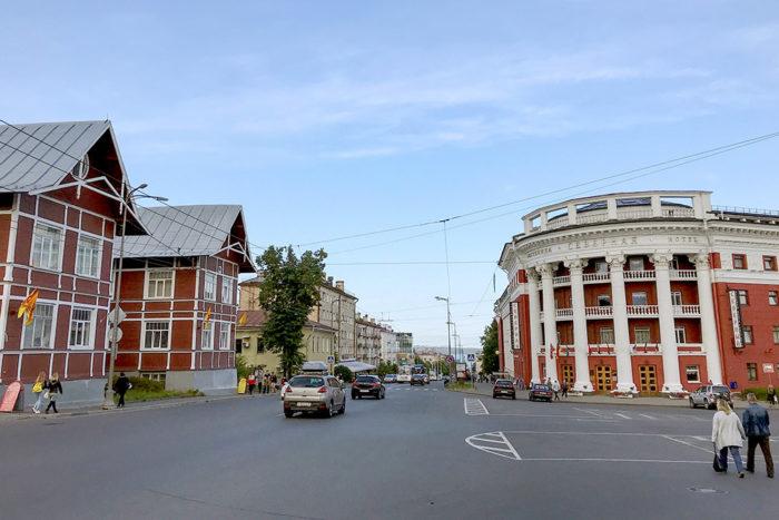 Об истории города Петрозаводска