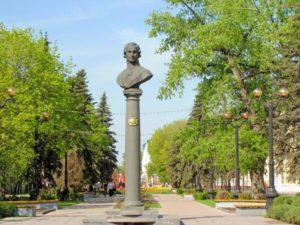 Памятник Гавриилу Державину