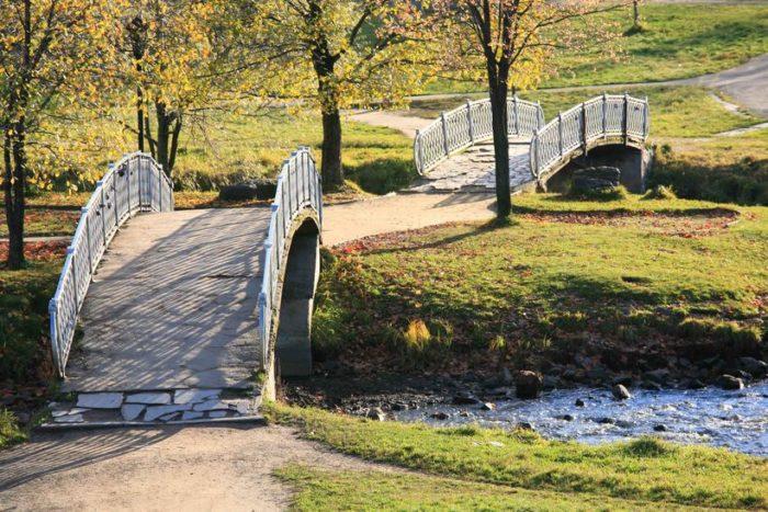 Парки Петрозаводска