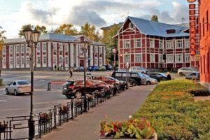 Петрозаводск: достопримечательности города