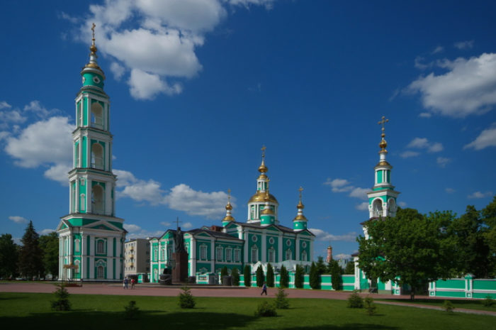 Свято-Преображенский кафедральный собор