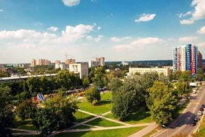 Ивантеевка: (Московская область): достопримечательности