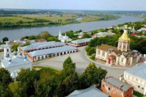 Касимов: достопримечательности города