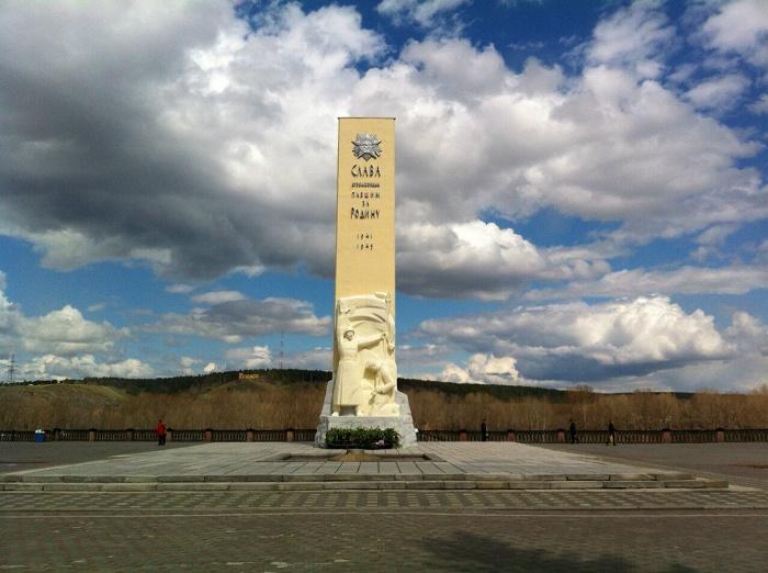 Мемориал Славы воинов-кузбассовцев