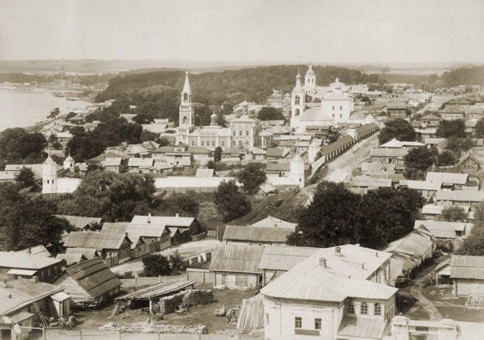 Об истории Касимова