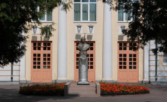 Памятник Ивану Федоровичу Горбунову