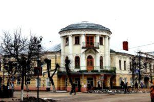 Памятники гражданской архитектуры