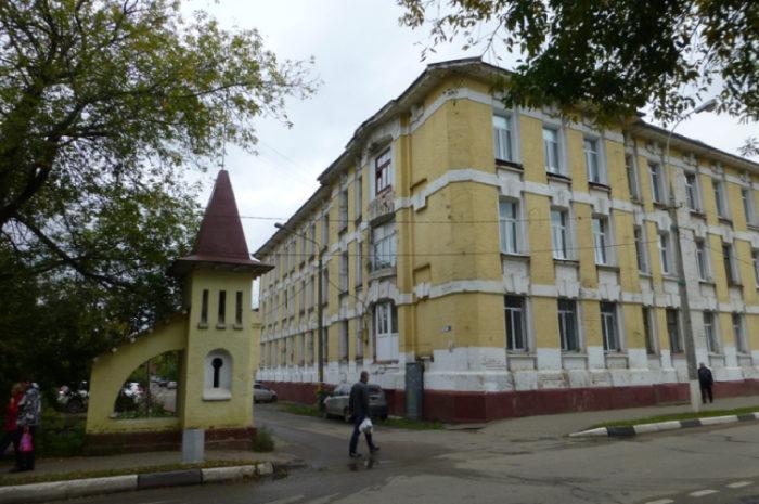 Усадьба Ивантеевка, или «Лыжин двор»