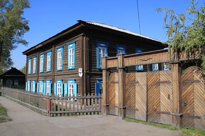 Дом Байкалова