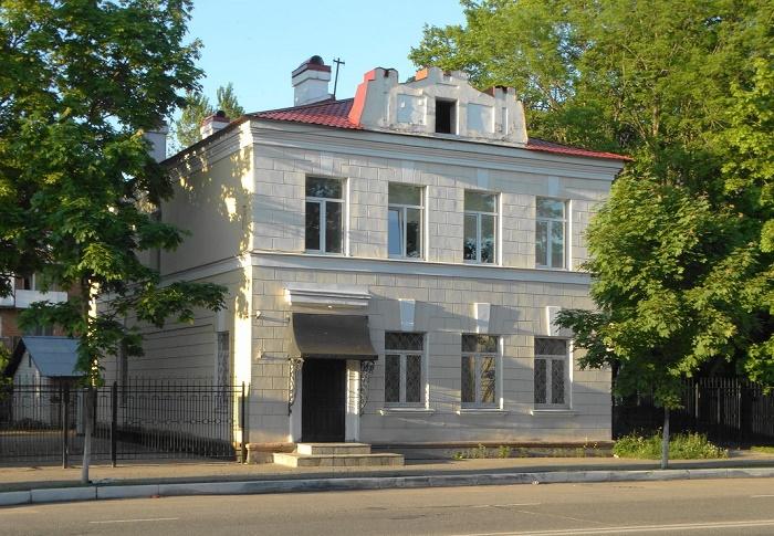 Дом купца М.В. Васильева