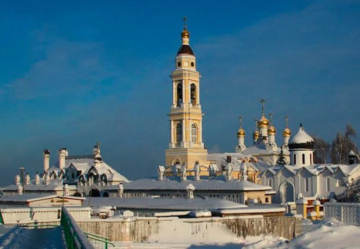 Единоверческая церковь Архангела Михаила в Михайловской слободе