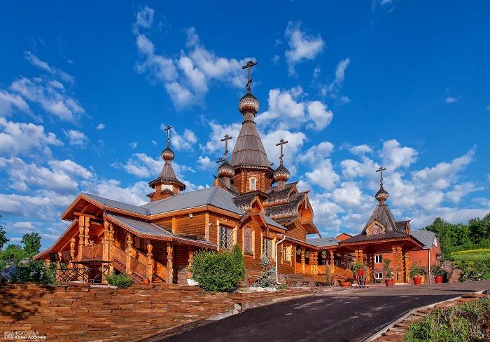 Храм Святого Иоанна воина