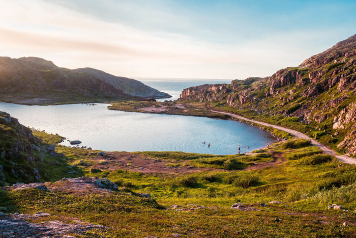 Малое Батарейское озеро