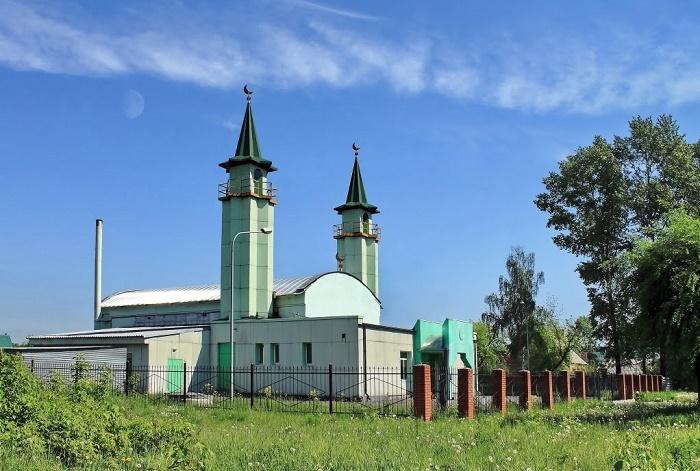 "Мечеть ""Чулпан"""