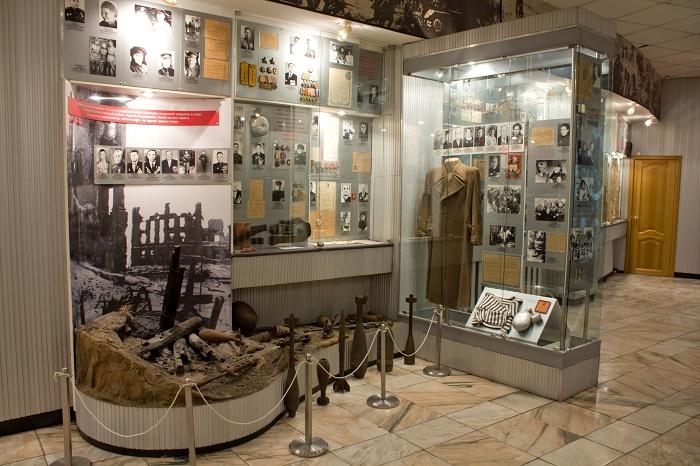 Музей боевой и трудовой славы кузнецких металлургов