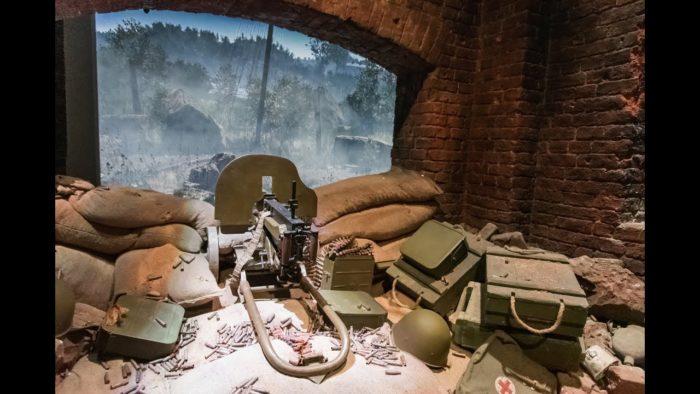 Музей «Дорога Памяти, 1418 шагов к Победе»