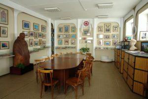 Народный музей семьи Рерихов