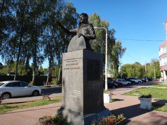 Памятник Давиду Драгунскому