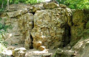 Полушкинские каменоломни