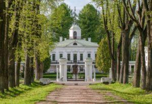 Усадьба Середниково - Национальный Лермонтовский центр