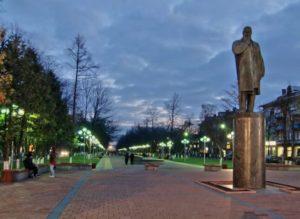 Центр города Жуковского