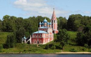 Казанская-Преображенская церковь