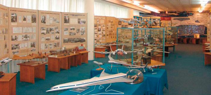 Музей истории Центрального аэрогидродинамического института (ЦАГИ)