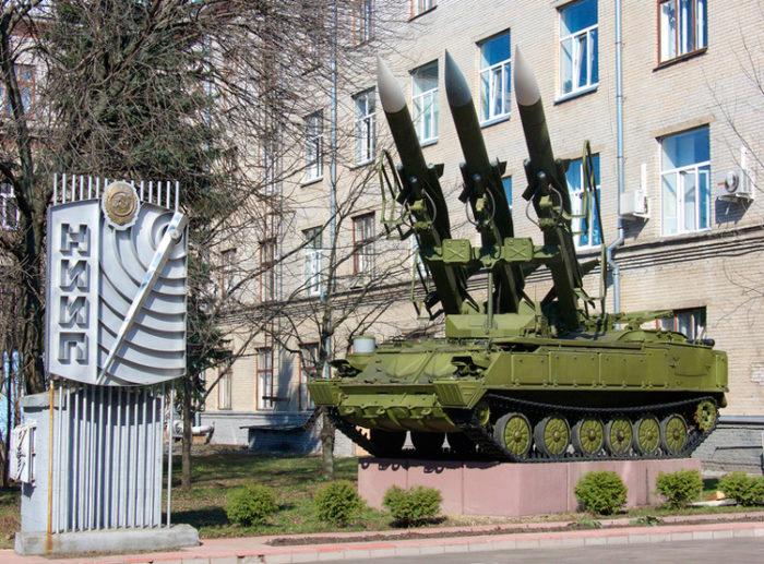 Музей истории НИИ приборостроения им. Тихомирова