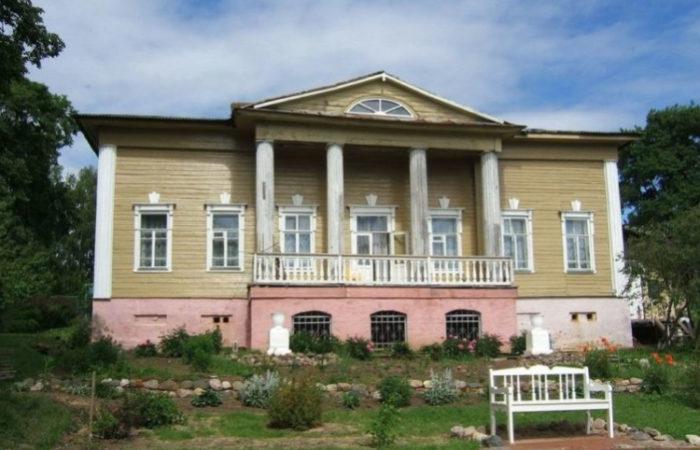 Музей-усадьба дворян Зацепиных